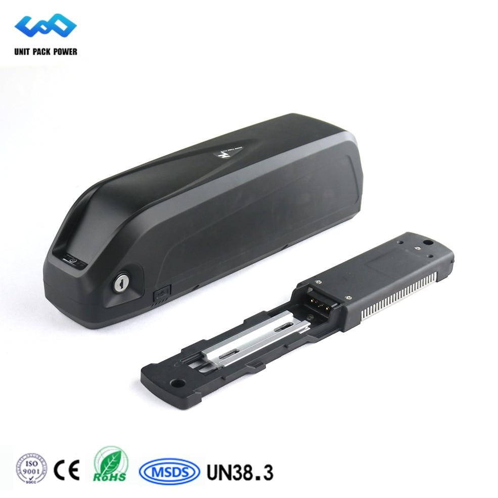 Ebike shark batteria 36 V 48 v 52 v 10Ah 13ah 15ah 16AH 17AH 20AH LG 18650 USB Batteria Al Litio per 500 w 1000 w kit bicicletta Elettrica