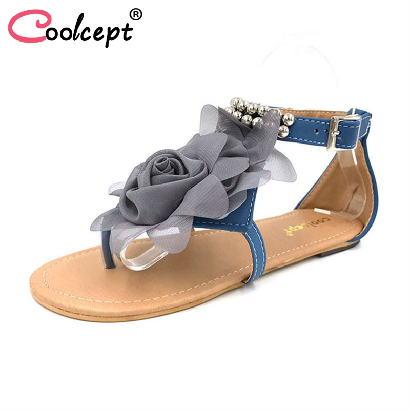 Nieuw iggy-dcruz: Goede Koop Coolcept Sandalen Voor Vrouwen Bohemen LT-38
