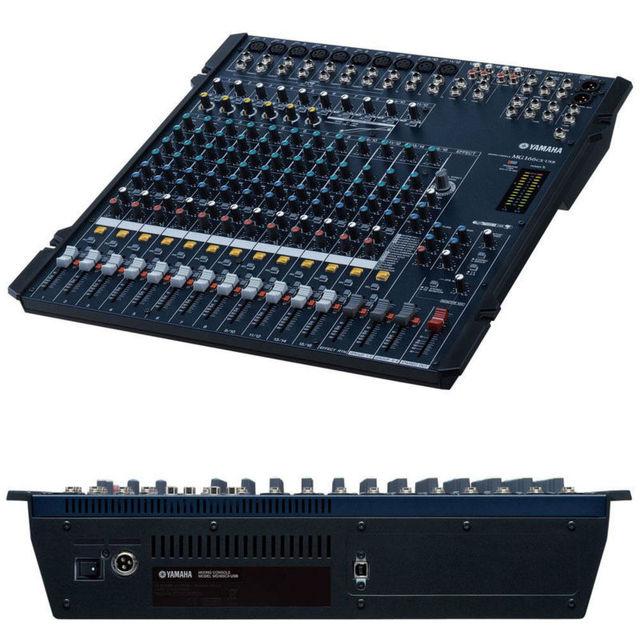 new mg166cx usb 16 channel mixer mg 166cx usb dj mixer compression rh aliexpress com Yamaha MG166CX Manual PDF yamaha mg166cx usb manual portugues