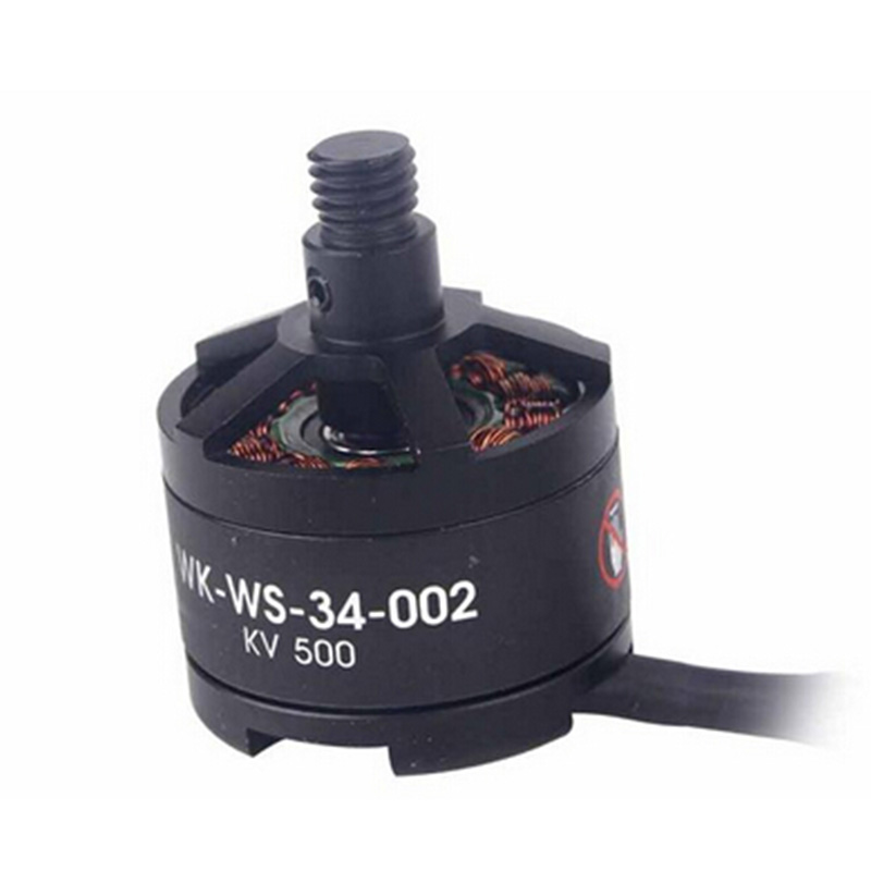 Original Walkera Scout X4 FPV RC Quadcopter Drone Part Brushless Motor Dextrogyrate Thread (WK-WS-34-002)Scout X4-Z-12 walkera spare part scout x4 z 12 brushless motor dextrogyrate thread wk ws 34 002 scout x4 parts freetrack shipping