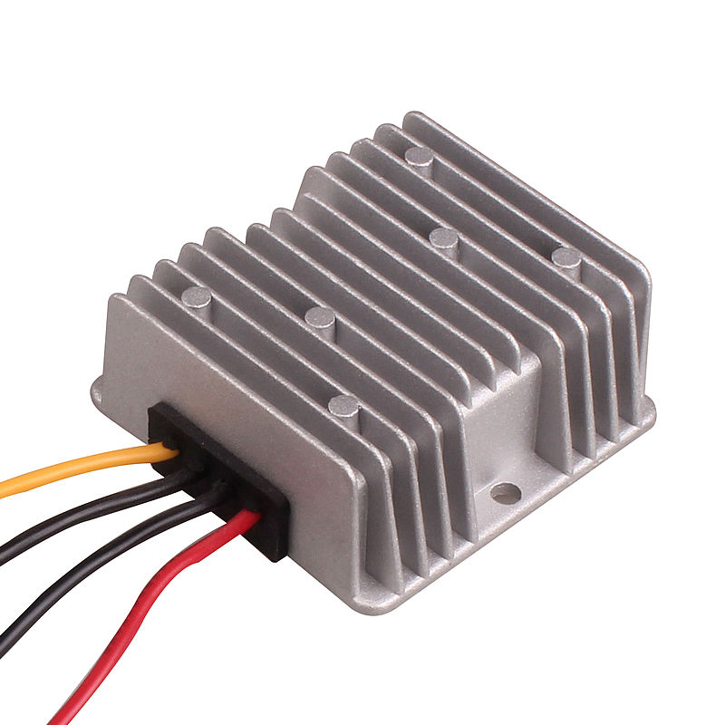 Power Inverter For Truck >> Auto DC 24V to DC 12V Step Down Step Up Converter Regulator Power Inverter Adapter 18V 32V Input ...