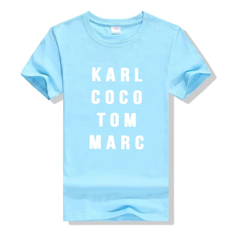 HTB1fd0tLXXXXXaUXVXXq6xXFXXXy - Karl Coco Tom Marc Fashionista T shirt PTC 113