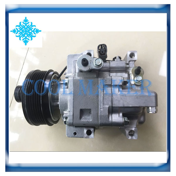 Gowe Air Conditioning Compressor For Car Mazda Cx 7 All: For Mazda CX 7 CX7 CX9 Ac Compressor H12A1AL4A0 H12A1AL4A1