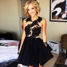Black semi formal dress online shopping-the world largest black ...