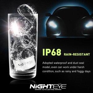 Image 5 - NIGHTEYE 9000LM H4 H11 H7 Led פנסי מכונית נורות 6500K H8 H1 HB3 9005 HB4 9006 72W 360 תואר רכב ערפל אורות אוטומטי מנורות