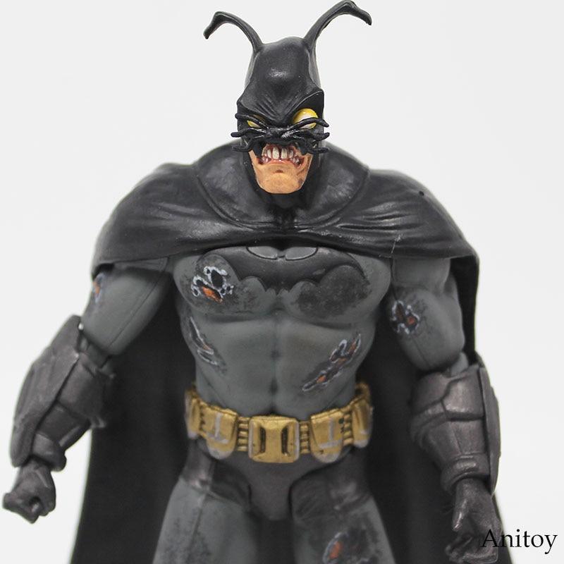 Batman  Figure Toy Superheroes Figura Batman Collectibles Movable Super Heroes PVC Action Figures Toys For Boys 18cm