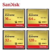 popular Sandisk High speed/quality CF card 16gb 32gb 64gb 128GB fashion card hot sale memory card flash stick for camera