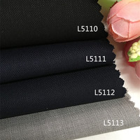 The New Worsted Wool Suit Fabric Color Suit Fashion Fabric Material Suit Vest Pants For Men