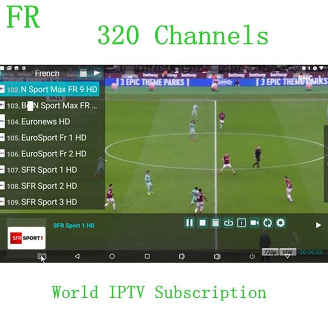 US $55 0 |EVDTV iptv subscription 12 months USA Italy France android apk  spain Arabic iptv m3u account adult x x x iptv reseller panel -in Set-top