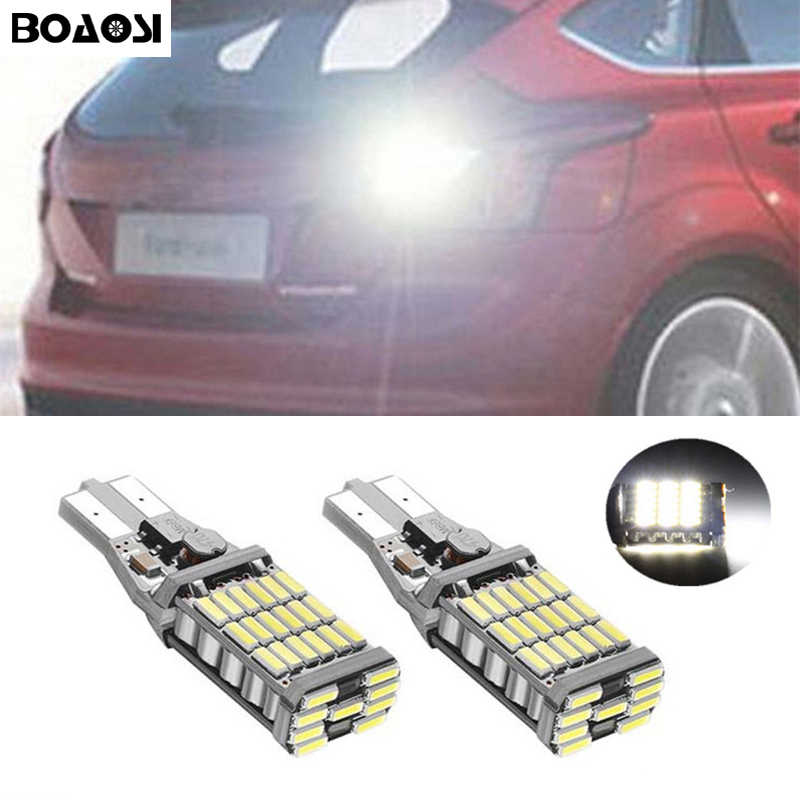 BOAOSI 2x Canbus hibamentes T15 W16W 921 autós LED-es lámpák - Autó világítás