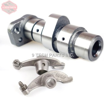 High Angle CamShaft Rocker Arm kit up power racing performance Cam Shaft kit for GS125 GN125 EN125 GZ125 TU125 157FMI K157FMI