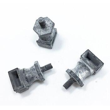 3pcs High Quality Secondary Air Pump Buffer block For  Jetta Golf Passat Bora Beetle Polo A3 A4 A8 SEAT 06A 133 567 A 1