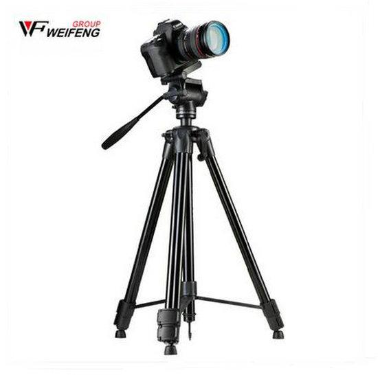 NEW WF3970 Camera Tripod Portable Unipod Monopod + bag For