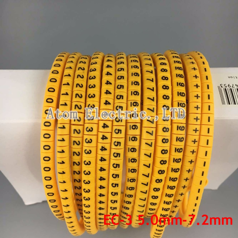 Cable buy electric cable 2 5 sq mm cable 1 5 sqmm wire product on - Ec 3 600pcs Each50pcs Cable Markers Letter 6sq Mm 0 To 9