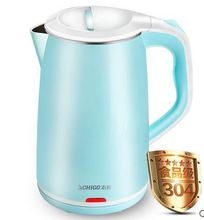 Free shipping Electric kettle stainless steel automatically disconnect water boiler electric
