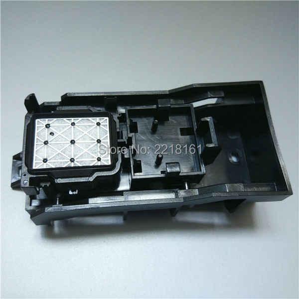 Kualitas terbaik format Besar plotter Mimaki JV33 JV5 stasiun cap perakitan untuk Epson DX5 kepala cleaning kit
