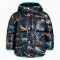 Bebé Ropa de abrigo Niños de la Capa Caliente Niños Deportistas chaqueta de invierno para niñas Chaquetas Otoño y El Invierno bebé abrigo
