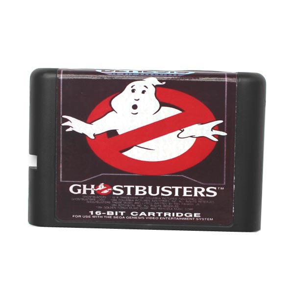 Ghostbusters (Ghost Busters) 16 bit MD Game Card For Sega Mega Drive For Genesis