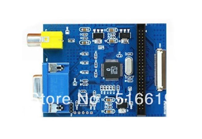 Free Shipping Ok6410/fl2440 Arm Development Board VGA/TV Adapter Plate