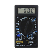 ANENG DT838 LCD Digital Multimeter Tester Instrumentation Voltmeter Measuring Current Resistance Temperature On-off And Buzzer