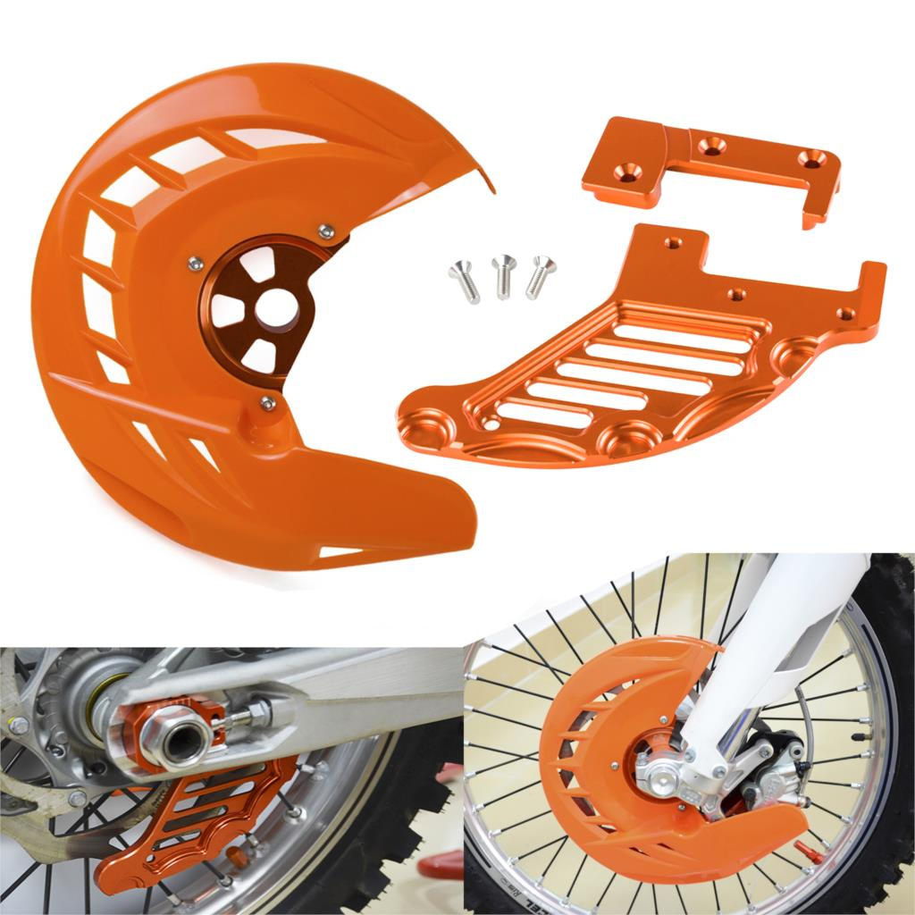 20MM Rear Disc ROTOR Brake Guard Cover Protector KTM MX SX SXF XC EXC XCF XCW