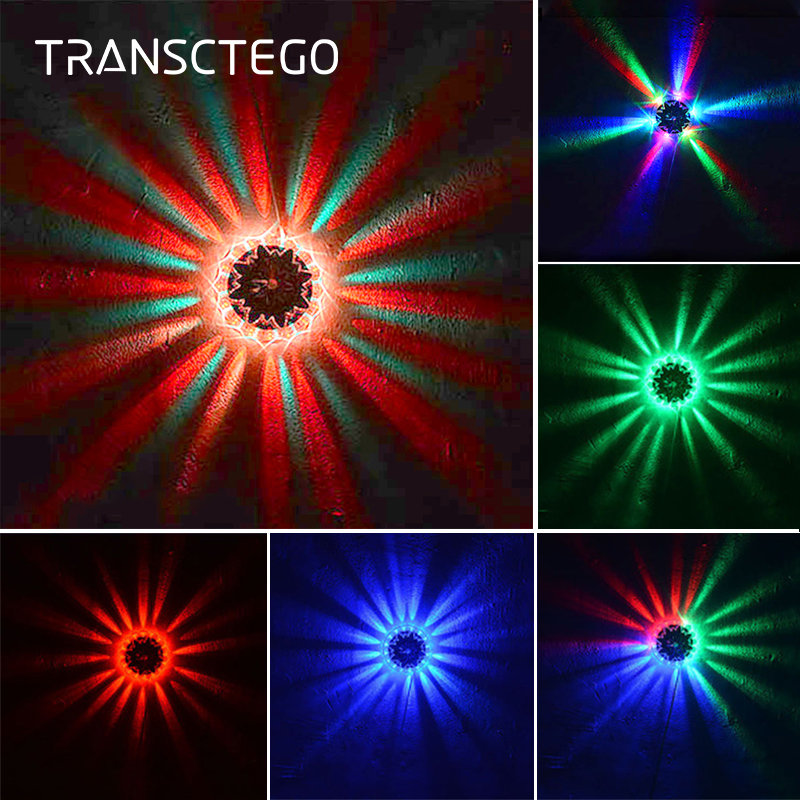 48 Led Disco Light Stage Lamp Sound Activated Auto Rotating Led Sunflower Stage Lighting Disco Bar Wedding School Party Light48 Led Disco Light Stage Lamp Sound Activated Auto Rotating Led Sunflower Stage Lighting Disco Bar Wedding School Party Light