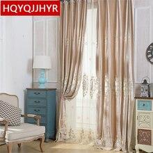Custom made Luxurious European velvet Blackout curtains for window Living Room Window curtain Bedroom Window curtain kitchen