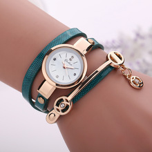 купить Women Gold Bracelet Watch Female Quartz Wristwatches Quartz Watch Ladies' Fashion Watches Eye Gemstone Luxury Watches kol saati дешево