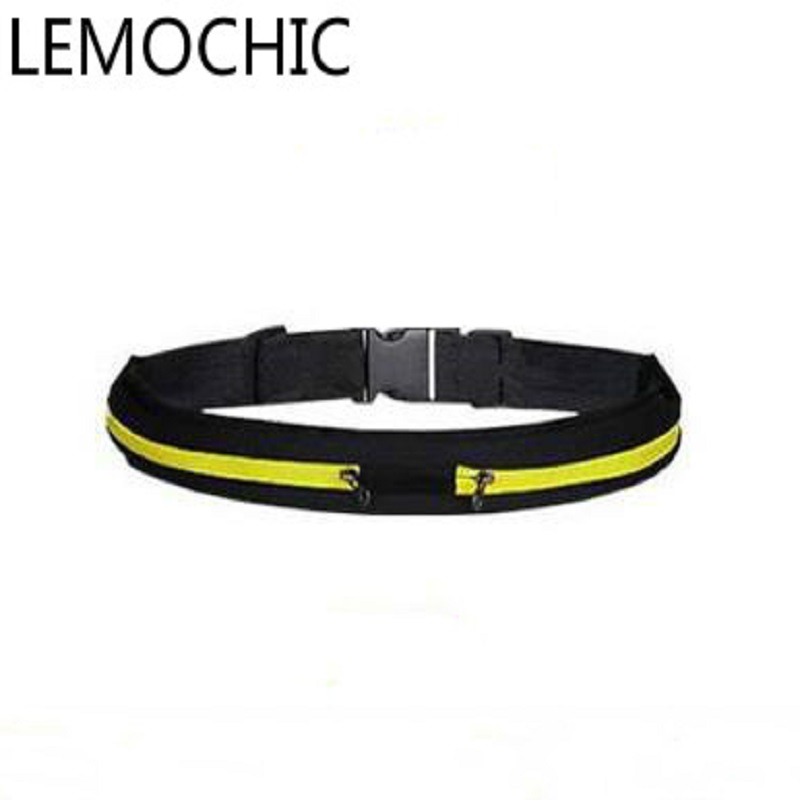 High Quality Male And Female Gym Multifunctional Outdoor Running Anti Theft Close Fitting Phone General Sports Riding Waist Bag