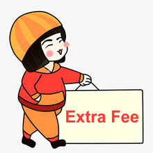 Extra Fee (in this link didn't have product .before place order , please contact with us . )(China)