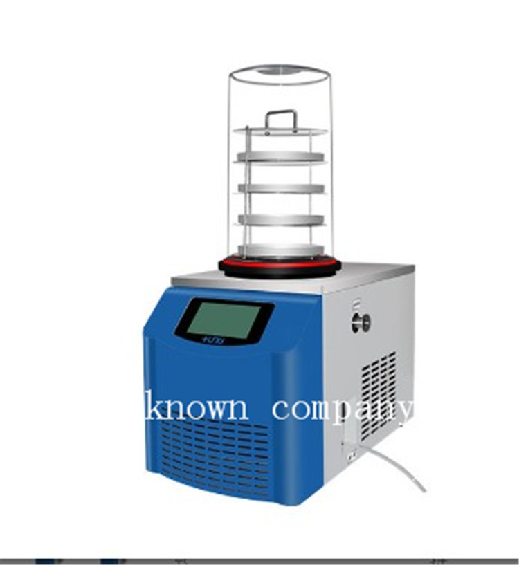0.12 Square Meters Mini Freeze Dryer For Home /lab Fruit And Vegetable Drying Machine