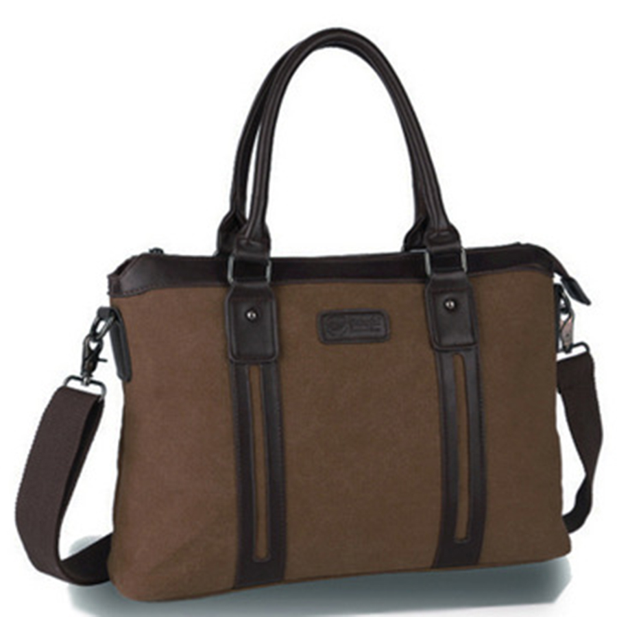 Casual Male Laptop Briefcase Business Man Bag Sholder Messenger Bag Men Office Work Borsa Porta Computer Business Bag 50GWB30(China)