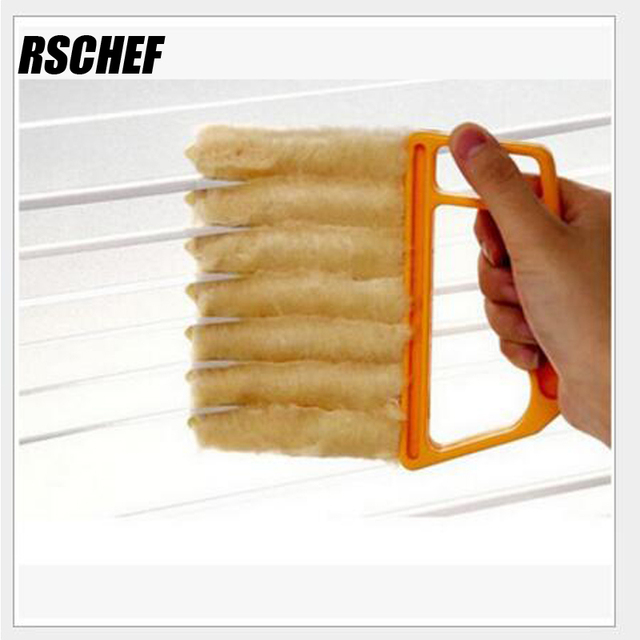 RSCHEF Shutter cleaning brush Home Furnishing detachable cleaning appliance