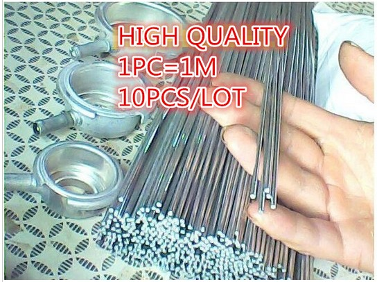 10 Pcs diameter 2mm x Length 1m Hypothermia Low Temperature Aluminum Alloy welding rod electrode welding tank dedicated