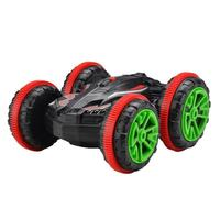 360 Rotate Remote Control Car RC Stunt Car Driving on Water and Land Amphibious Electric Toys for Children Kids Gift