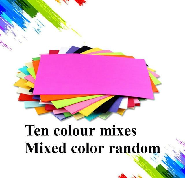 Ten color mixing