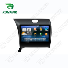 Quad Core 1024*600 Android 5.1 Car DVD GPS Navigation Player Car Stereo for KIA K3 2013 Deckless Bluetooth Wifi/3G