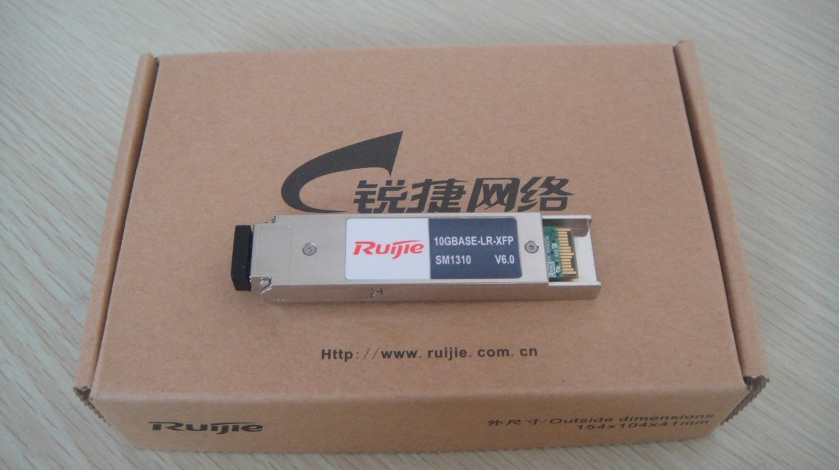 XFP Gigabit single-mode 10GBASE-LR-XFP 1310nm 10km interface LCXFP Gigabit single-mode 10GBASE-LR-XFP 1310nm 10km interface LC