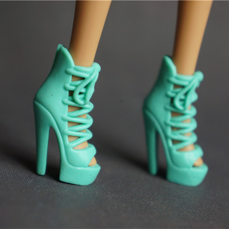 New Fashion Shoes For Barbie Doll 1/6