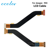 """ocolor For 5.5"""" Doogee Mix Silver Mobile Phone LCD Flex Cable Connector Replacement For Doogee Mix Mobile Phone Accessories"""