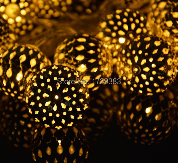 Aliexpress.com : Buy 20pcs/lot 20 Silver Metal Round Ball Shape ...