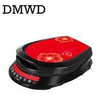 Electric Crepe Maker Electrical Grill Griddle Pizza Machine Pancake Roast Beef Steak Frying Baking Machine 110V