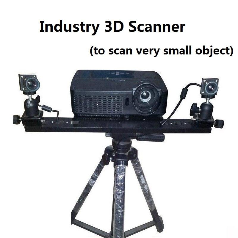 Industrie 3d-scanner hohe auflösung reverse engineering 3D messen gerät guter preis