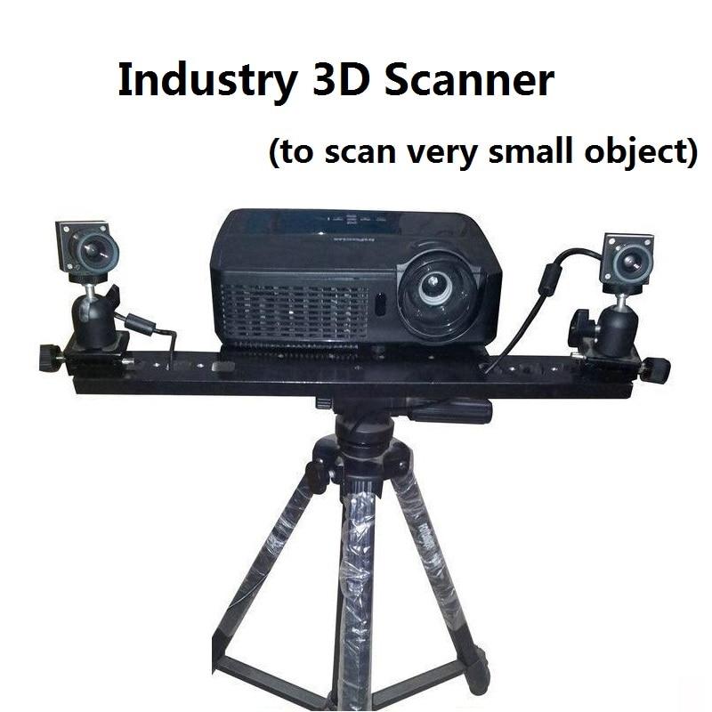 Przemysł 3D skaner wysokiej rozdzielczości inżynierii odwrotnej 3D urządzenie do pomiaru dobra cena