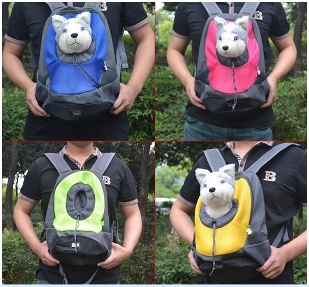Chest Style Pet Dog Carriers For Small Dogs Bag Carrier Soft Fashion