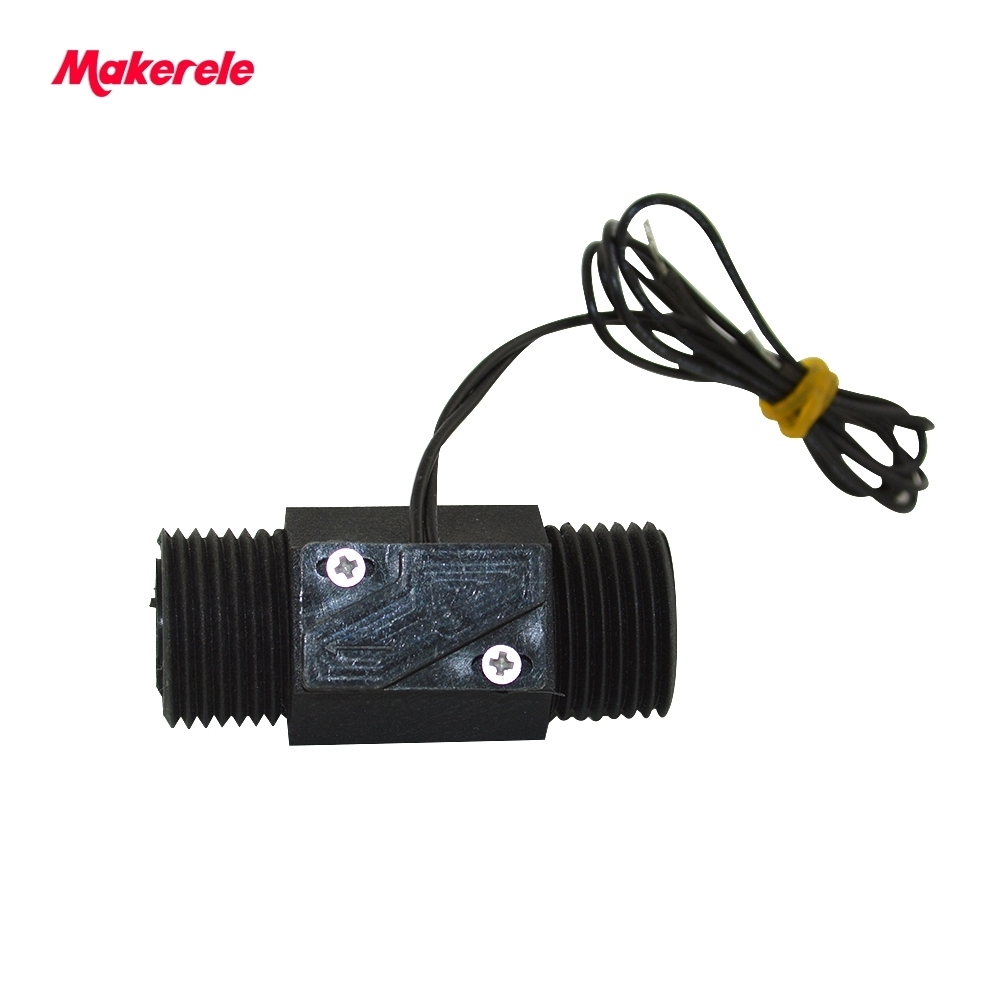 Magnetic Plastic Flow Sensor Water Switch MK-PFS4 High Quality Vertical Or Horizontal