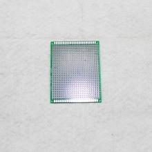 1pcs5*7 см Одной стороне PCB ПЕЧАТНОЙ Платы Прототипов FR-4 Стекловолокна Одной универсальной плате 5*7 см
