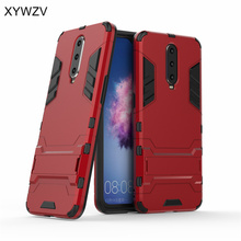 Cover OPPO R17 Pro Case Shockproof Robot Armor Rubber Phone For Selicone Shell Fundas 6.4