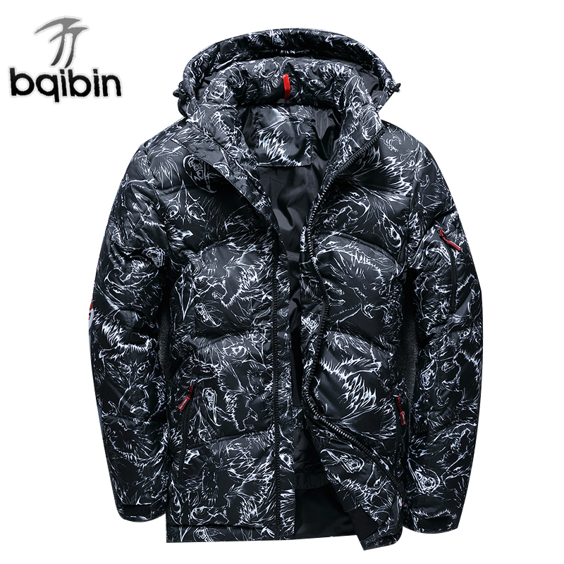 Men Padded Jacket Fashion Winter Parka Men Thick Designer Jacket Mens  Warm Jackets Coat Male Brand Men'S Clothing -30 Degrees new men winter jacket fashion brand clothing cotton padded down parka male thick warm comfortable outerwear coat hood detachable