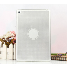 9.7″ Hot Sale Fashion Diamond Pattern Shining Tablet Case Back Cover for Ipad air 1 Soft TPU Shockproof Protective Case Dec28